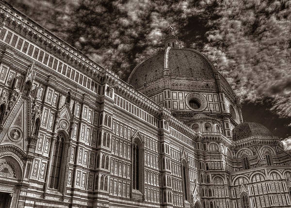 Photograph - Il Duomo by Michael Kirk