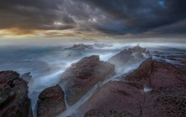 Rock Tower Photograph - Il Mistero Di Mangiabarche by Nicola Friargiu