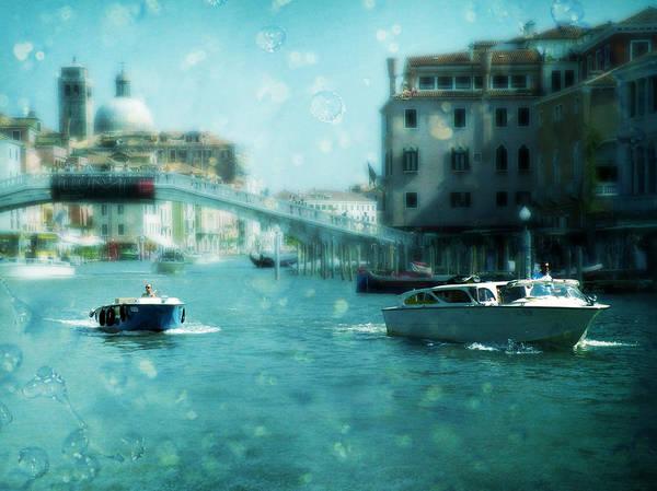 Photograph - Il Mondo D'acqua  by Micki Findlay