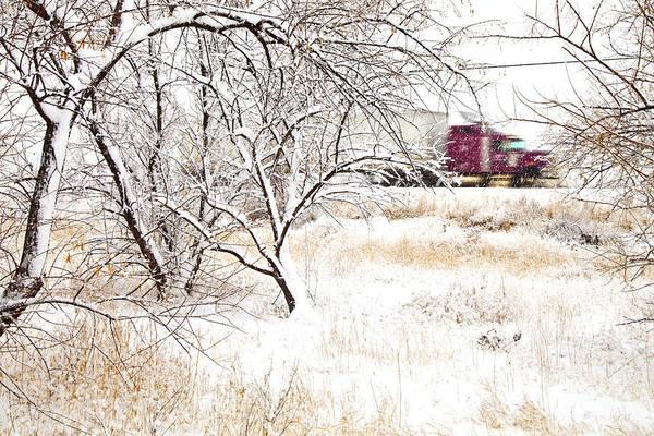 Wall Art - Photograph - I'll Be Home For Christmas by Theresa Tahara