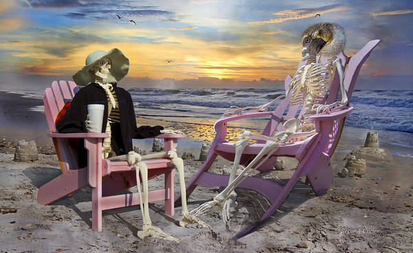 Parody Photograph - I'll Have One Of Those Drinks by Betsy Knapp