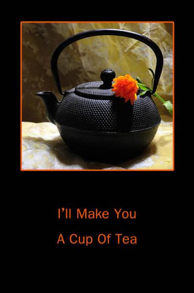 Photograph - I'll Make You A Cup Of Tea by Randi Grace Nilsberg