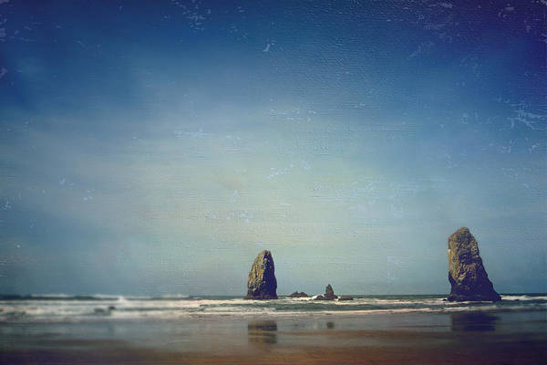 Oregon Coast Photograph - I'll Never Forget by Laurie Search