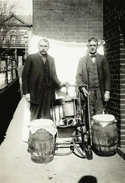 Wall Art - Photograph - Illegal Still, 1920s Prohibition by Science Photo Library