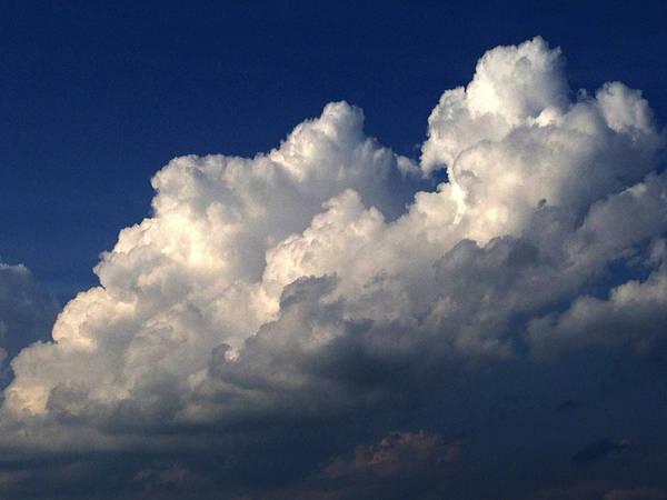 Digital Art - Illinois Sky 2014-08-14 by Jeff Iverson