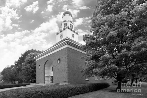 Photograph - Illinois Wesleyan Evelyn Chapel by University Icons