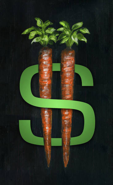 Wall Art - Photograph - Illustration Of Money Incentives by Fanatic Studio / Science Photo Library