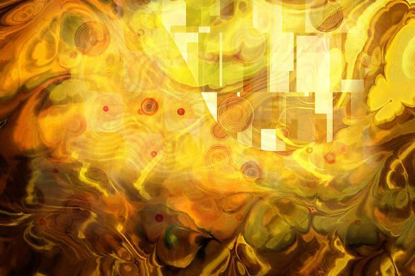 Digital Art - Imaginary by Lutz Baar