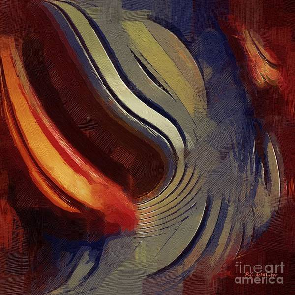 Painting - Imagination 1 by RC DeWinter