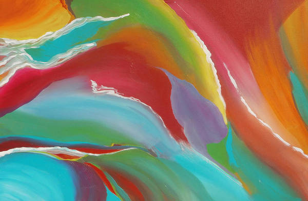 Endless Painting - Imagination by Karyn Robinson