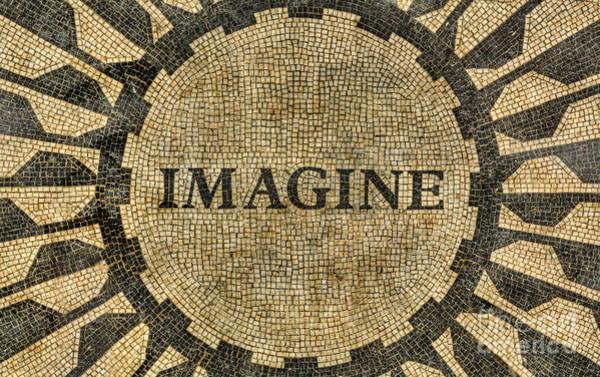 Wall Art - Photograph - Imagine - John Lennon by Lee Dos Santos