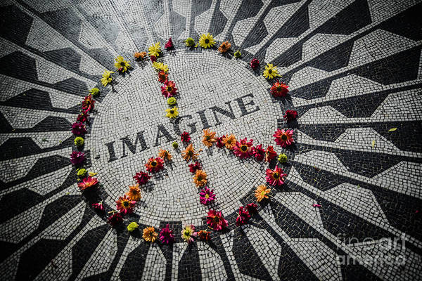 Wall Art - Photograph - Imagine Peace by Stacey Granger