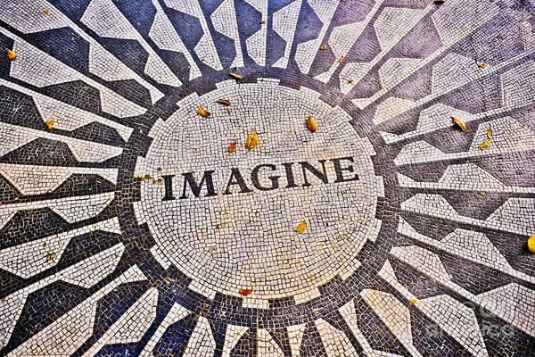 Wall Art - Photograph - Imagine by Stacey Granger