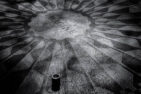Photograph - Imagine - Strawberry Fields by James Howe