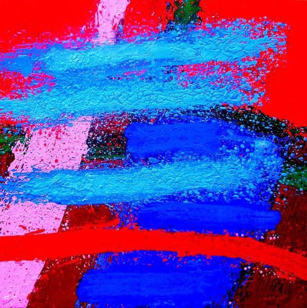 Rhythm Painting - Imma   Iv by John  Nolan