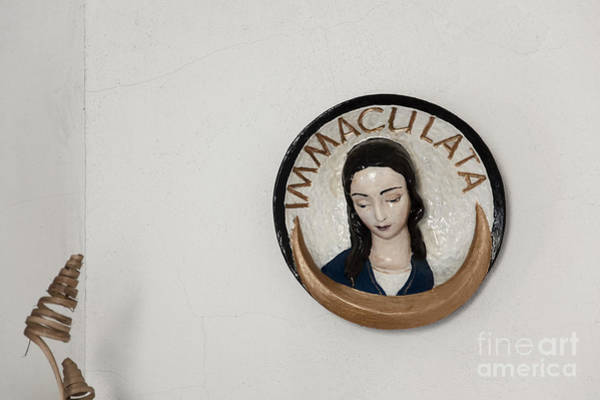Immaculata Art Print by Agnieszka Kubica