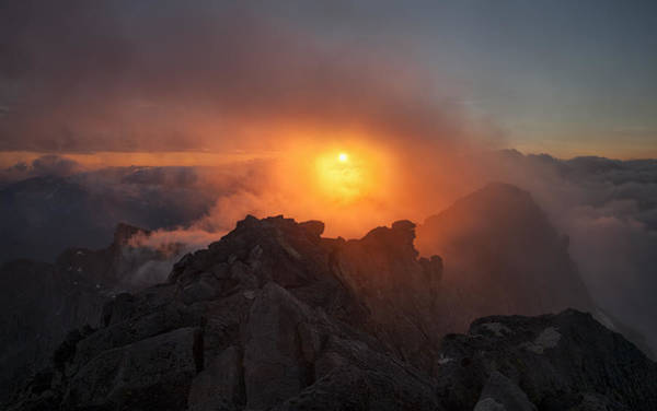 Fourteener Photograph - Immeasurable by Morris McClung
