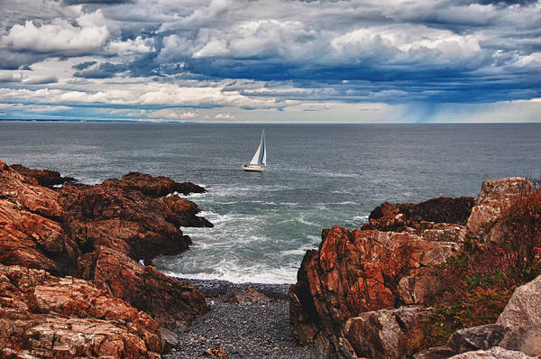 Photograph - Impending Storm by Sandy Scharmer