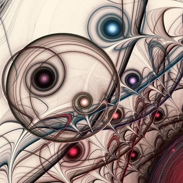 Digital Art - Implantation by Anastasiya Malakhova