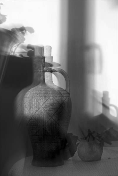 Jug Digital Art - Impression by Sviatlana Kandybovich