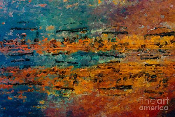 Digital Art - Impressionistic Interlude by Lon Chaffin
