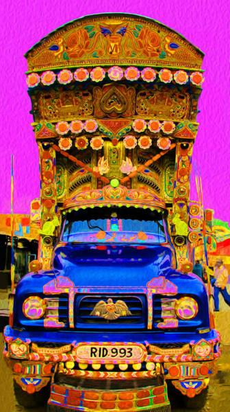 Wall Art - Digital Art - Impressionistic Photo Paint Ls 019 by Catf