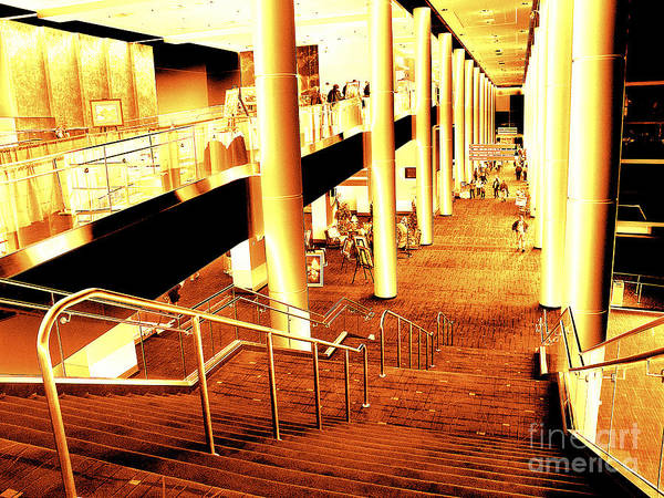 Solarized Photograph - In A City Of Gold by Paul W Faust -  Impressions of Light