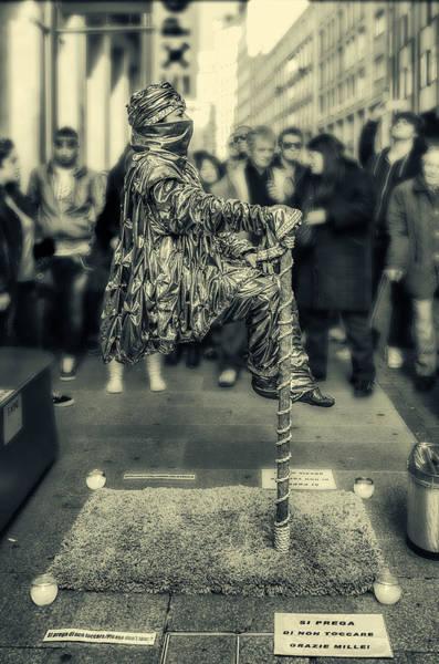 Photograph - In Balance by Roberto Pagani