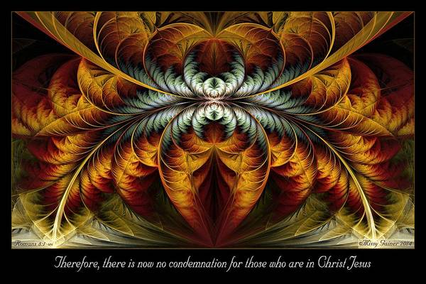 Digital Art - In Christ by Missy Gainer