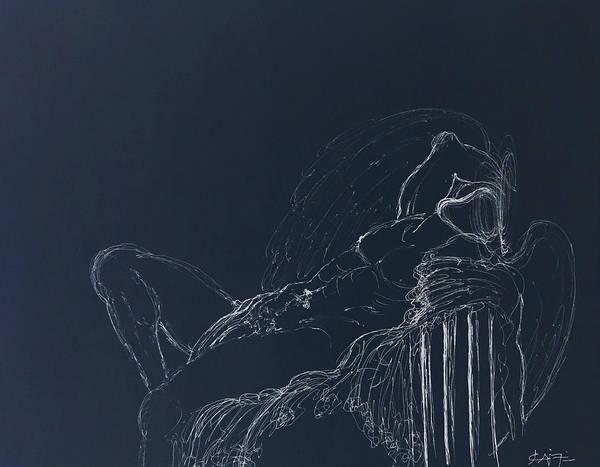 Drawing - In Dreams II by Giorgio Tuscani