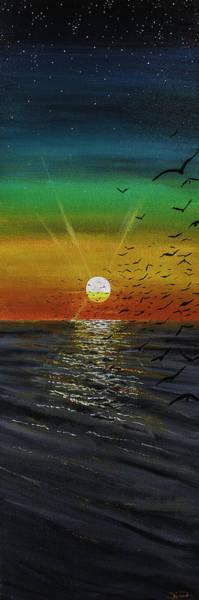 Painting - In Dreams by Joel Tesch