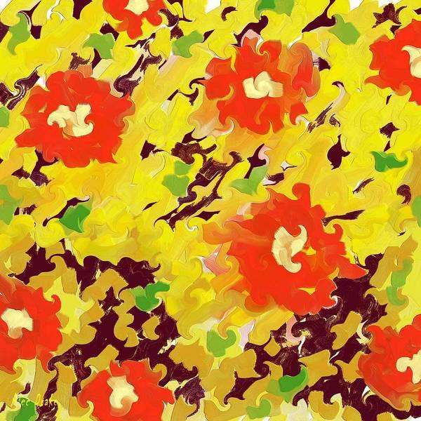 Digital Art - In Full Bloom by Alec Drake
