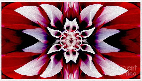 Wild Life Mixed Media - In Full Bloom by Jon Neidert