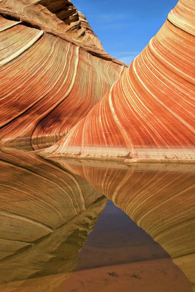 Vermilion Cliffs Wall Art - Photograph - In Line by Nanouk El Gamal