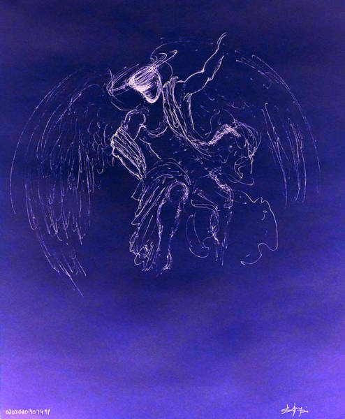 Drawing - In Love You Will Be II by Giorgio Tuscani