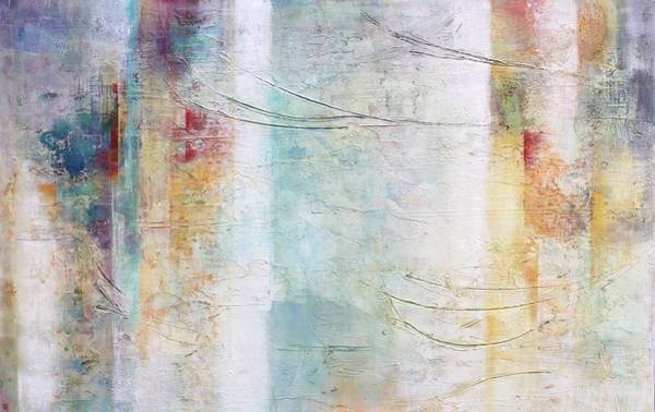 Comtemporary Wall Art - Painting - In Pursuit Of Possibilities by Karen Hale