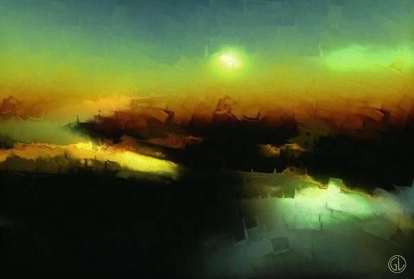 Wall Art - Digital Art - In The Afternoon Sun by Gun Legler