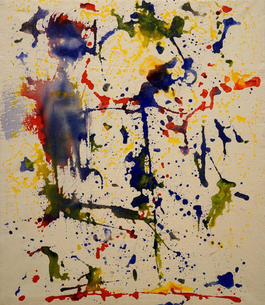 Painting - In The Beginning Iv by Giorgio Tuscani