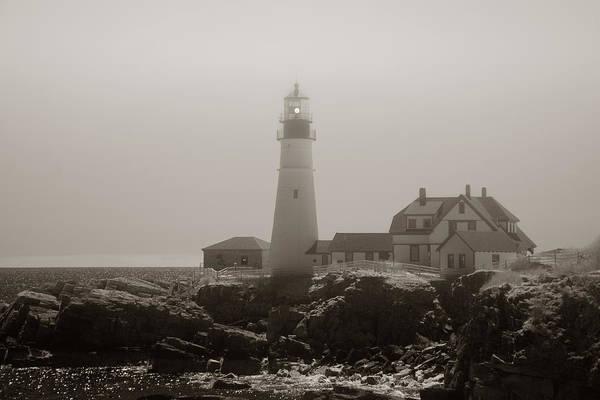 Photograph - In The Mist by Joann Vitali