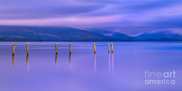 The Trossachs Wall Art - Photograph - In The Realm Of Giants by John Farnan