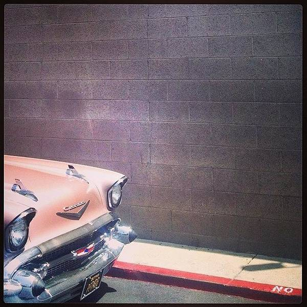 Cadillac Photograph - In The Red / No Vermelho by Lauren Dsf