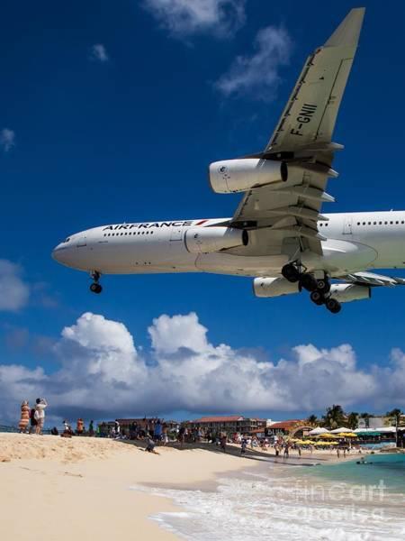 St. Maarten Photograph - In The Shadow Of Greatness by Alex Esguerra