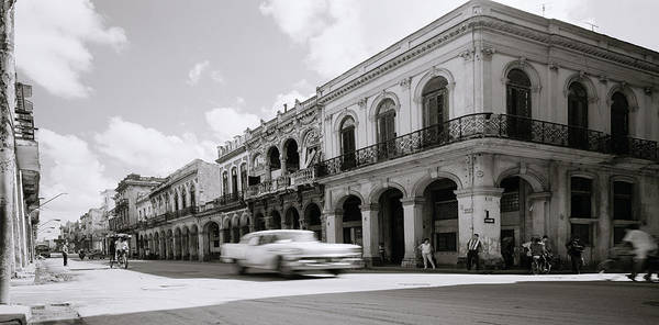 Photograph - The Streets Of Havana by Shaun Higson