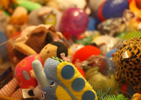 Wall Art - Photograph - In The Toy Chest by Dan Sproul