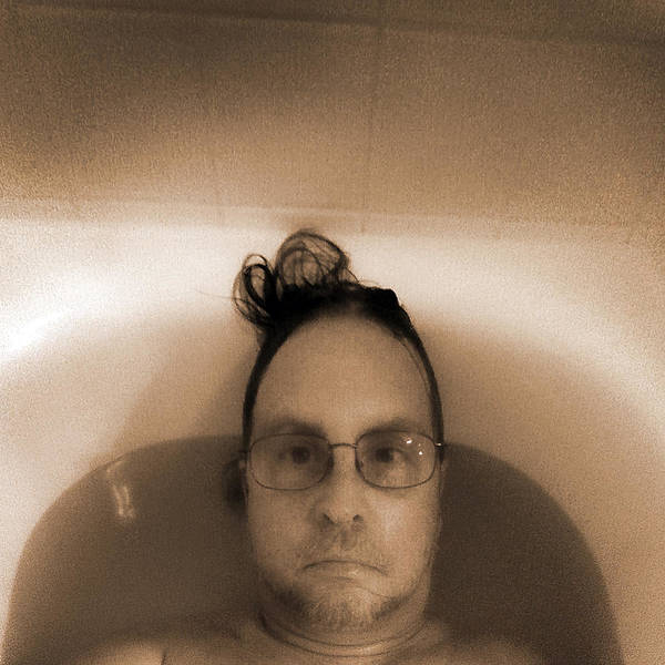 Photograph - In The Tub by Steve Sperry