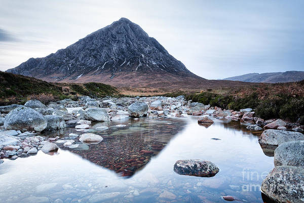 Glencoe Photograph - In The World We Have Nothing If We Are Alone by John Farnan