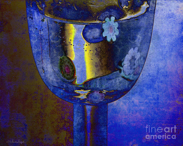 Photograph - In Vino Veritas by Edmund Nagele
