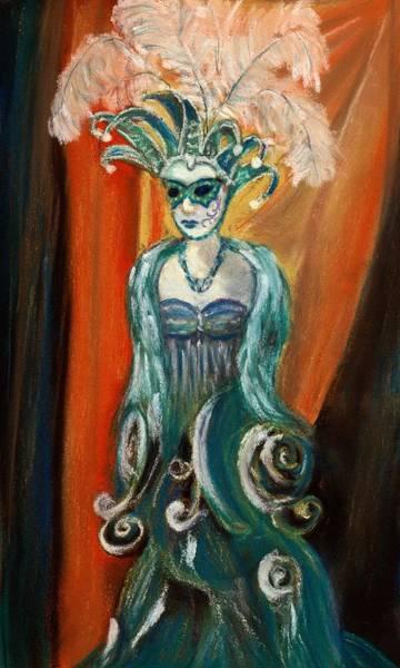 Painting - Incognito by Anastasiya Malakhova