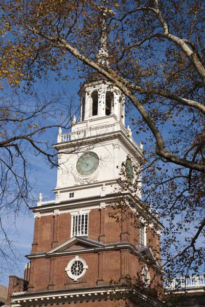 Photograph - Independence Hall by Jennifer Ancker