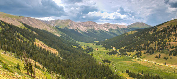 Photograph - Independence In Colorado - Color by Photography  By Sai